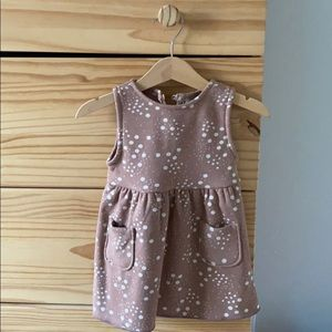 Zara baby girl dress size 9-12 months NWT